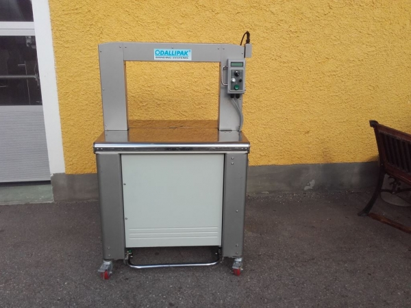 Banderoliermaschine Dallipak